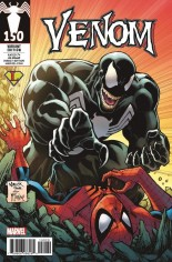 Venom (2017-2018) #150 Variant N: Legends Comics and Games Exclusive Variant Cover