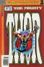 Thor (1966-1996) #471 Variant A: Newsstand Edition