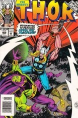 Thor (1966-1996) #466 Variant A: Newsstand Edition