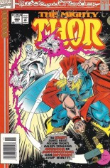 Thor (1966-1996) #468 Variant A: Newsstand Edition