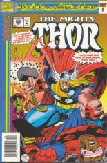 Thor (1966-1996) #469 Variant A: Newsstand Edition