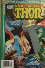 Thor (1966-1996) #470 Variant A: Newsstand Edition