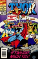 Thor (1966-1996) #472 Variant A: Newsstand Edition