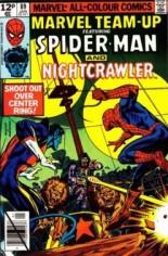 Marvel Team-Up (1972-1985) #89 Variant C: UK Edition