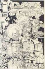 Cyberforce (1992-1993) #0 Variant B: Ashcan Edition