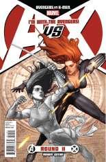 Avengers vs. X-Men (2012) #11 Variant B: Team Avengers Variant