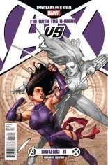 Avengers vs. X-Men (2012) #11 Variant C: Team X-Men Variant