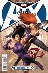 Avengers vs. X-Men (2012) #11 Variant D: 1:25 Variant
