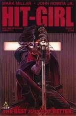 Hit-Girl (2012-2013) #2 Variant D: 2nd Print