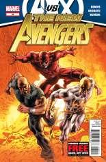 New Avengers (2010-2013) #30