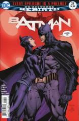 Batman (2016-Present) #24 Variant C: 2nd Print Variant Cover