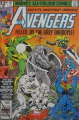 Avengers (1963-1996) #191 Variant C: UK Edition