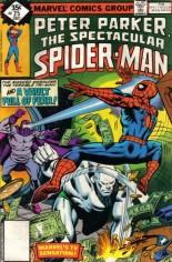 Spectacular Spider-Man (1976-1998) #25 Variant B: Whitman Variant
