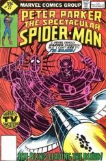 Spectacular Spider-Man (1976-1998) #27 Variant B: Whitman Variant