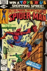 Spectacular Spider-Man (1976-1998) #47 Variant B: Direct Edition