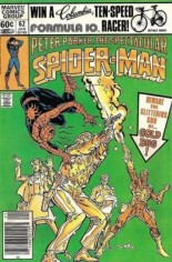 Spectacular Spider-Man (1976-1998) #62 Variant A: Newsstand Edition