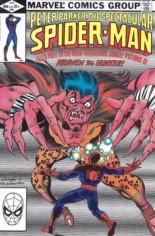 Spectacular Spider-Man (1976-1998) #65 Variant B: Direct Edition