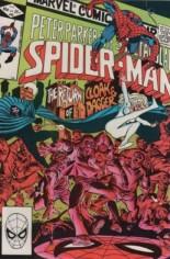 Spectacular Spider-Man (1976-1998) #69 Variant B: Direct Edition