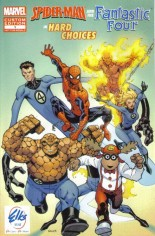 Spider-Man and the Fantastic Four in Hard Choices (2006) #One-Shot Variant E: ? Printing; Elks USA Giveaway