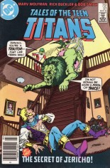 Tales of the Teen Titans (1984-1988) #51 Variant A: Newsstand Edition