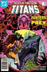 Tales of the Teen Titans (1984-1988) #74 Variant A: Newsstand Edition