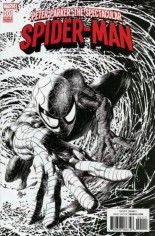 Peter Parker: The Spectacular Spider-Man (2017-2018) #1 Variant J: Incentive Party Sketch Cover