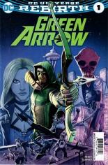 Green Arrow (2016-Present) #1 Variant D: Walmart 3-pack reprint