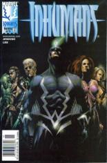 Inhumans (1998-1999) #1 Variant A: Newsstand Edition