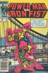 Power Man and Iron Fist (1978-1986) #98 Variant C: 75 Cent Variant