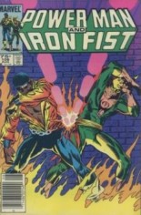 Power Man and Iron Fist (1978-1986) #108 Variant C: 75 Cent Variant
