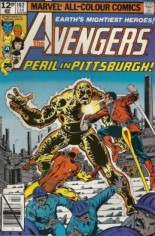 Avengers (1963-1996) #192 Variant C: UK Edition