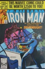Iron Man (1968-1996) #138 Variant C: UK Edition