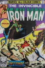 Iron Man (1968-1996) #137 Variant C: UK Edition