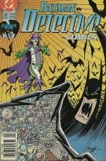 Detective Comics (1937-2011, 2016-Present) #617 Variant A: Newsstand Edition