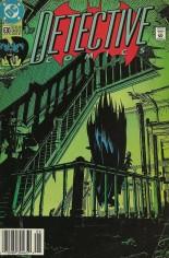 Detective Comics (1937-2011, 2016-Present) #630 Variant A: Newsstand Edition