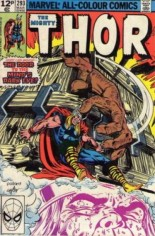 Thor (1966-1996) #293 Variant C: UK Edition