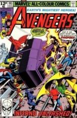 Avengers (1963-1996) #193 Variant C: UK Edition