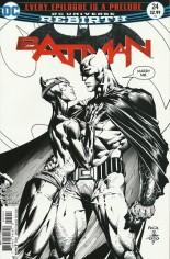 Batman (2016-Present) #24 Variant D: 3rd Printing
