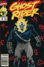 Ghost Rider (1990-1998) #10 Variant A: Newsstand Edition