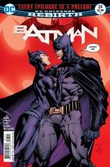 Batman (2016-Present) #24 Variant E: 4th Printing