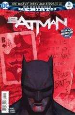 Batman (2016-Present) #25 Variant C: 2nd Printing