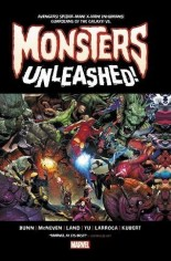Monsters Unleashed (2017) #HC: Monsters Unleashed Monster-Size Edition