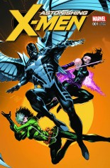 Astonishing X-Men (2017-Present) #1 Variant H: KRS Comics Exclusive Color Variant Cover