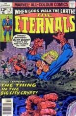 Eternals (1976-1978) #16 Variant D: UK Edition
