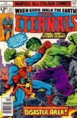 Eternals (1976-1978) #15 Variant D: UK Edition