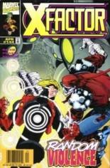 X-Factor (1986-1998) #144 Variant A: Newsstand Edition