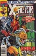 X-Factor (1986-1998) #138 Variant A: Newsstand Edition