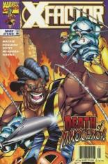 X-Factor (1986-1998) #145 Variant A: Newsstand Edition
