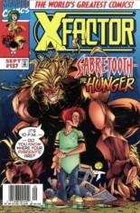 X-Factor (1986-1998) #137 Variant A: Newsstand Edition