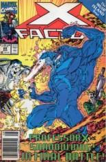 X-Factor (1986-1998) #69 Variant A: Newsstand Edition